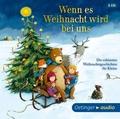 Wenn es Weihnacht wird bei uns, 2 Audio-CDs