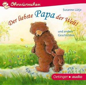 Der liebste Papa der Welt!, 1 Audio-CD