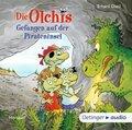 Die Olchis - Gefangen auf der Pirateninsel, 2 Audio-CDs