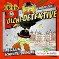 Olchi-Detektive - Eine rabenschwarze Drohung, 1 Audio-CD