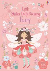 Little Sticker Dolly Dressing Fairy