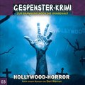 Gespenster-Krimi - Hollywood-Horror, 1 Audio-CD