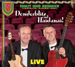 Donderblitz ond Haidanai! Schwäbisch international, 1 Audio-CD