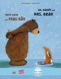 Herr Hase und Frau Bär, Deutsch-Englisch