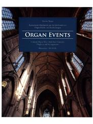 Organ Events, Partitur