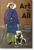 Art for All. The Colour Woodcut in Vienna around 1900; Kunst für alle. Der Farbholzschnitt in Wien um 1900