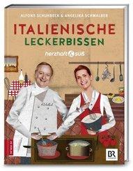 Herzhaft & süß - Italienische Leckerbissen - Bd. 6