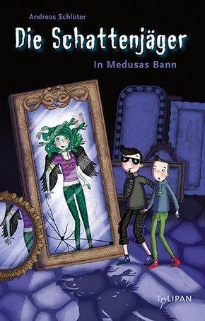 Die Schattenjäger - In Medusas Bann