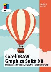 CorelDRAW Graphics Suite X8
