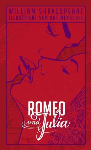 Romeo und Julia - illustriert