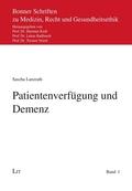 Patientenverfügung und Demenz