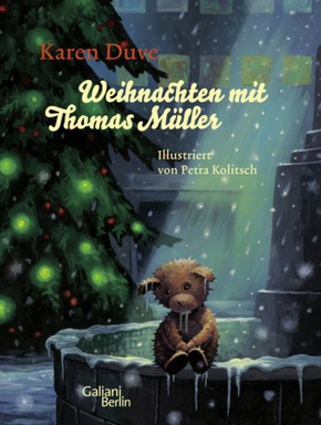 Weihnachten mit Thomas Müller