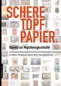 Schere Topf Papier