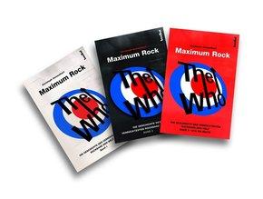 The Who - Maximum Rock, 3 Bde.