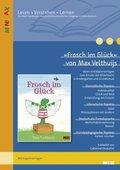 """""""Frosch im Glück"""" von Max Velthuijs"""