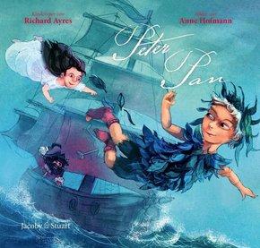 Peter Pan, m. Audio-CD
