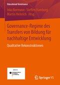 Governance-Regime des Transfers von Bildung für nachhaltige Entwicklung