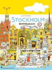 Stockholm Wimmelbuch