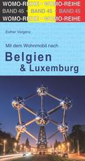 Mit dem Wohnmobil durch Belgien und Luxembourg
