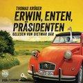 Erwin, Enten, Präsidenten, 8 Audio-CDs