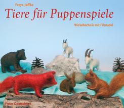 Tiere für Puppenspiele
