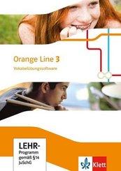 Orange Line. Neuausgabe ab 2014: 7. Klasse, Vokabelübungssoftware, CD-ROM; .3