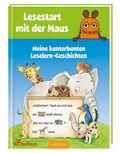 Lesestart mit der Maus - Meine kunterbunten Leselern-Geschichten