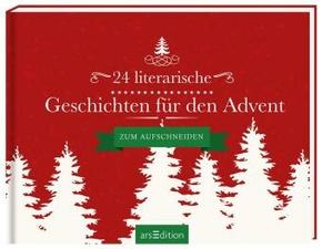 24 literarische Geschichten für den Advent