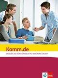 Komm.de, Ausgabe 2016: Schülerbuch