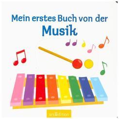 Mein erstes Buch von der Musik