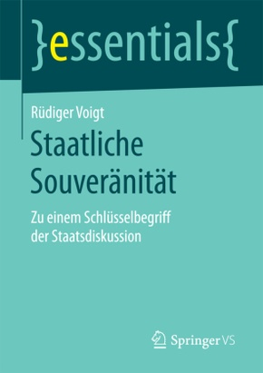 Staatliche Souveränität