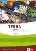 TERRA Erdkunde für Rheinland-Pfalz/Saarland, Ausgabe für Differenzierende Schulformen: 7./8. Klasse, Arbeitsheft; Bd.2