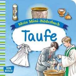 Mein Mini-Bilderbuch: Taufe