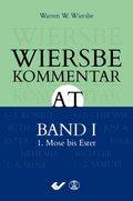Wiersbe Kommentar Altes Testament - Bd.1
