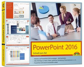 PowerPoint 2016 - Schnell zum Ziel