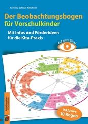 Auf einen Blick! - Der Beobachtungsbogen für Vorschulkinder
