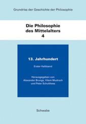 Grundriss der Geschichte der Philosophie: Die Philosophie des Mittelalters - Bd.4/1+2