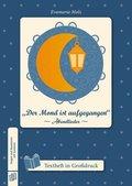 """""""Der Mond ist aufgegangen"""": Abendlieder, Textheft"""
