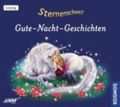 Sternenschweif - Gute-Nacht-Geschichten, 1 Audio-CD