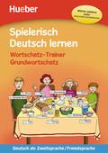 Spielerisch Deutsch lernen: Wortschatz-Trainer - Grundwortschatz