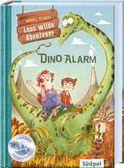 Leos wilde Abenteuer - Dino-Alarm