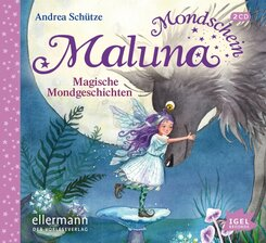 Maluna Mondschein - Magische Mondgeschichten, 2 Audio-CD