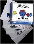 Mr. Men und Little Miss - Miss Kicher und drei weitere Geschichten, 5 Bde. u. 1 Audio-CD