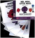 Mr. Men und Little Miss - Miss Sturkopf und drei weitere Geschichten, 5 Bde. u. 1 Audio-CD