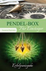 Pendel-Box. Für Einsteiger, Set mit Buch und Messingpendel