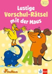 Die Maus - Lustige Vorschul-Rätsel mit der Maus