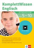 KomplettWissen Englisch Gymnasium Klasse 5-10