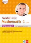 KomplettTrainer Mathematik 9. Klasse Gymnasium
