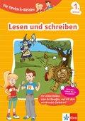 Die Deutsch-Helden Lesen und schreiben, 1. Klasse