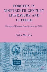 Forgery in Nineteenth-Century Literature and Culture